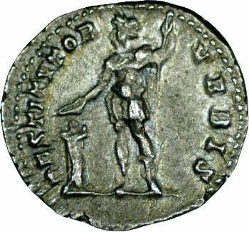 Septime Sévère, denier, Rome, 200-201