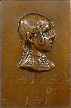 Charpentier (A. L. M.) : la Maternité, ou Thérèse, 1899 Paris, SAMF N° 217