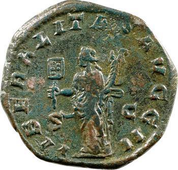 Philippe Ier, sesterce, Rome, 244-249