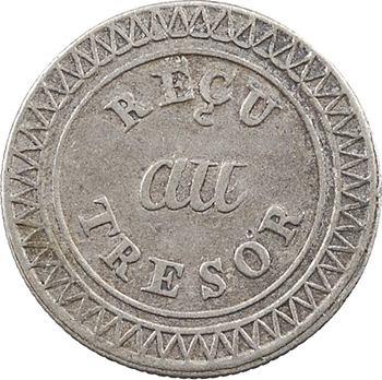 Îles Maurice et Réunion, George IV, 25 sous, s.d. (1822) Calcutta