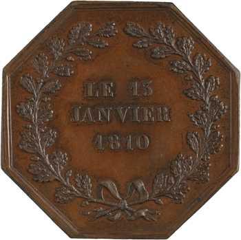 Second Empire, Chambre des entrepreneurs de maçonnerie, 1810 Paris