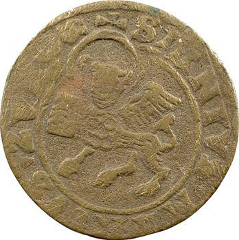 Nuremberg, jeton de compte au lion de Saint-Marc par Hans Schultes
