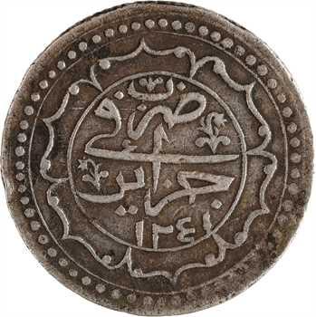 Algérie, Mahmud II, budju, AH 1241 (1825)