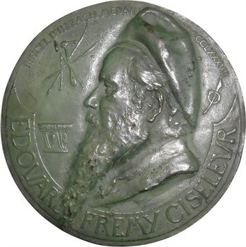 Ringel d'Illzach (J.-D.) : Édouard Frémy, ciseleur, fonte, 1887 Strasbourg ?