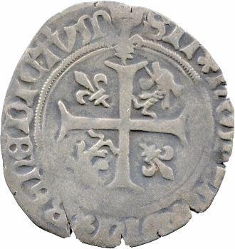 Louis XII, douzain du Dauphiné, Montélimar