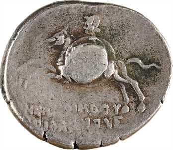 Bithynie (royaume de), Nicomèdes II, drachme, FAUX de BECKER, [149-128 av. J.-C]