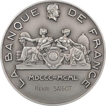 IVe République, 150ème anniversaire de la Banque de France, par Dumarest, 1800-1950 Paris