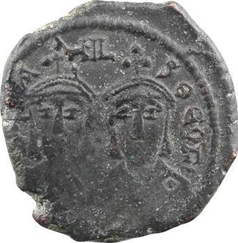 Michel Ier et Théophylactus, follis, Constantinople, s.d. (811-813)