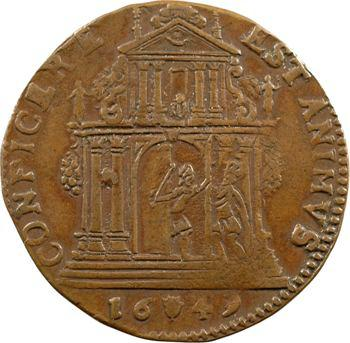 Pays-Bas méridionaux, Brabant, Philippe IV, 1649
