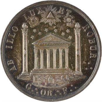 Louis-Philippe Ier, Grand Orient de France, s.d. (1842-1845) Paris