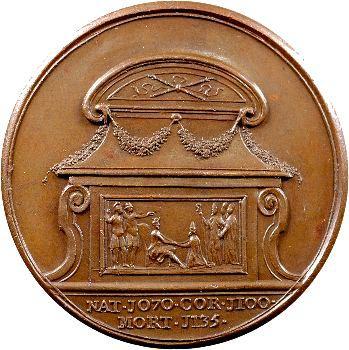 Angleterre, série des Rois par Jean Dassier, Henri Ier, s.d. (c.1731-1732)