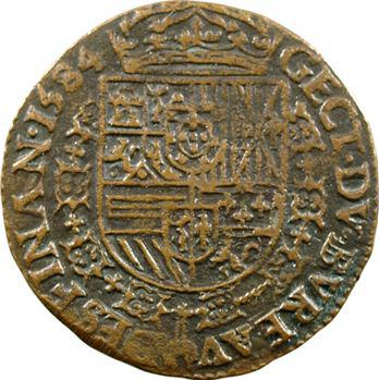 Pays-Bas méridionaux, Flandre, Finances, A. Farnèse, duc de Parme, 1584