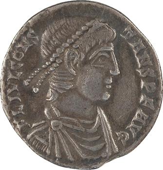 Constans, silique, Trèves, 347-348