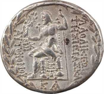 Syrie, Séleucie et Piérie, Laodicée ad Mare, tétradrachme, An 25 = 57/56 av. J.-C.