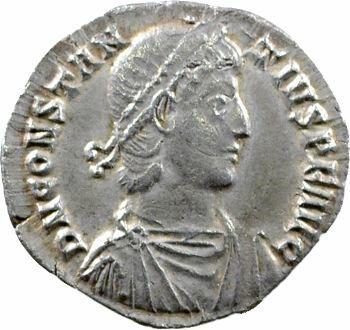 Constance II, silique, Constantinople, 355-361