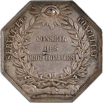 Second Empire, Conseil des Prud'hommes de Lyon, 1843 (post.) Paris