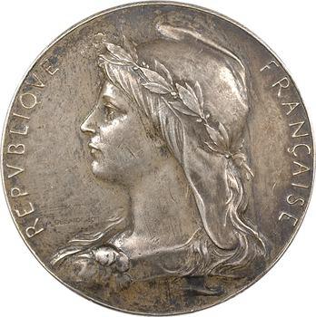 Colonies, prix offert par le Ministre, par Roty et Pillet, 1905 Paris