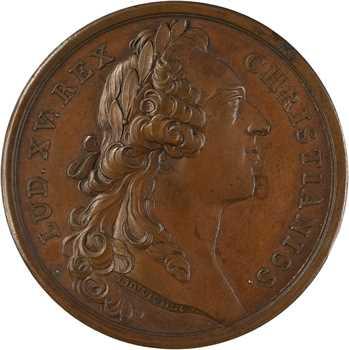Louis XV, naissance duc de Bourgogne, 1751 Paris
