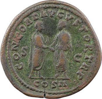 Lucius Verus, sesterce, Rome, 161