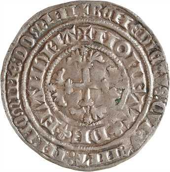 Flandres (comté de), Louis de Male, double gros dit botdraeger