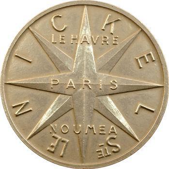 Nouvelle-Calédonie, société le Nickel, par Simon, 1961 Paris