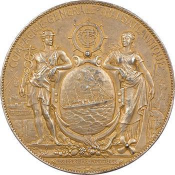 IIIe République, la C. G. T. à M. Philippe, 31 ans de service, 1873-1904 Paris