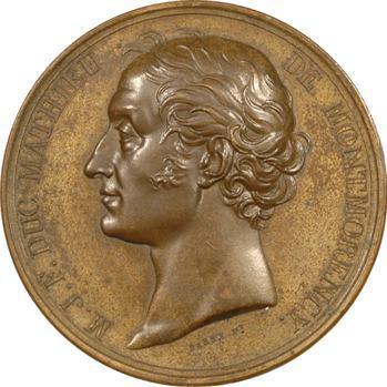 Charles X, mort du duc de Montmorency, 1826 Paris