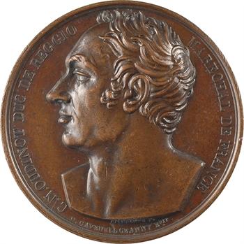 Premier Empire, le maréchal Nicolas-Charles Oudinot, par Dieudonné, s.d. (1810) Paris