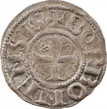 Bourbon (Seigneurie de), Anonymes, denier, s.d. (c.1160-1205)