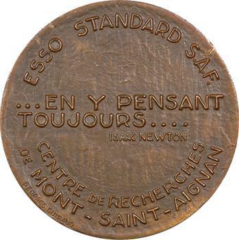 Guiraud (G.) : Société Esso, centre de recherches de Mont-Saint-Aignan, s.d. Paris