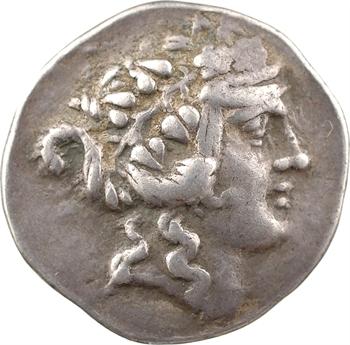 Celtes du Danube, tétradrachme, imitation de Thasos, Ier s. av. J.-C.