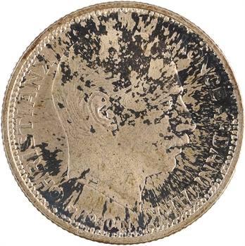 Danemark, Christian X, 2 kroner, 1930