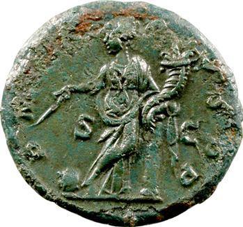 Sévère Alexandre, as, Rome, 223