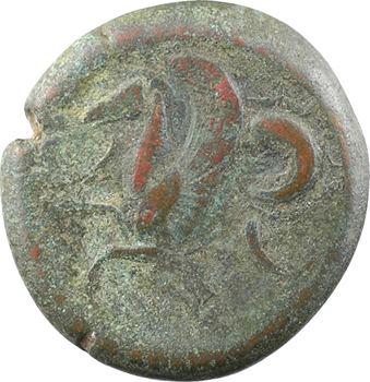 Sicile, Syracuse, IIIe République, petit bronze ou litra, c.345-317 av. J.-C.
