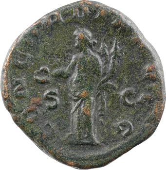 Volusien, sesterce, Rome, 253