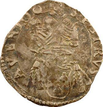 Comtat Venaissin, Urbain VIII, Jules ou Barberin, 1631 Avignon