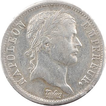Premier Empire, 2 francs Empire, 1811 Limoges