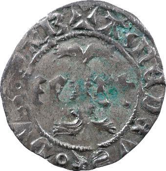 Savoie (duché de), Amédée VIII, quart de gros, 1er type, Turin ?