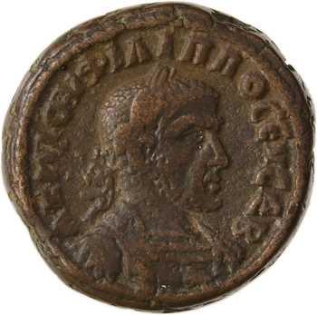 Égypte, Philippe Ier, tétradrachme, Alexandrie, An 2