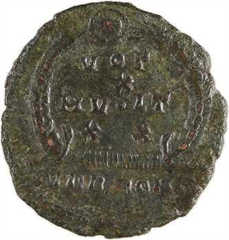 Julien II, nummus, Rome, 361-363