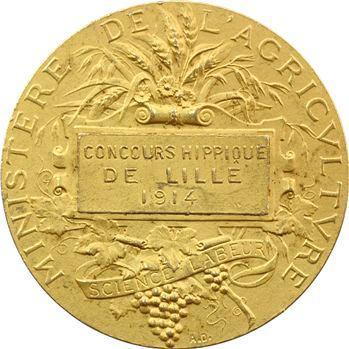 Lille : concours hippique, 1914 Paris