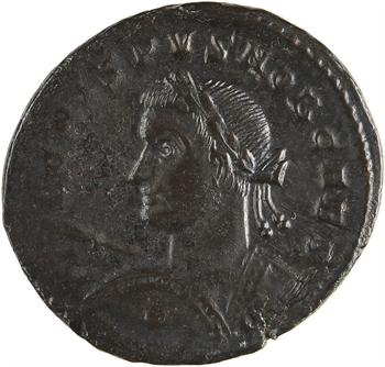 Crispus, nummus, Trèves, 2e officine, 321