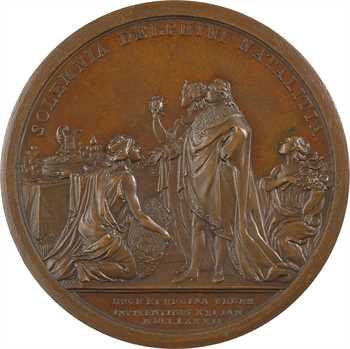 Louis XVI, mariage de 12 filles de Perpignan, réemployée, 1781 Paris