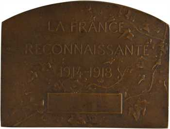 Ire Guerre mondiale, La France reconnaissante, par Stern, 1914-1918 Paris