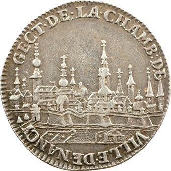 Lorraine, Nancy, Chambre des comptes de la ville, 1674