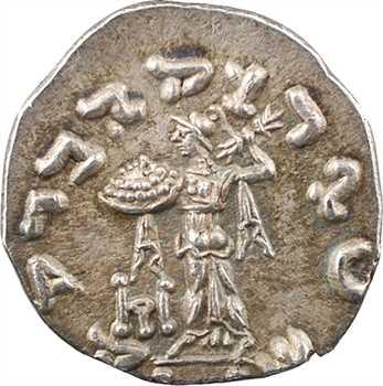 Bactriane, Ménandre, drachme, c.160-145 av. J.-C.