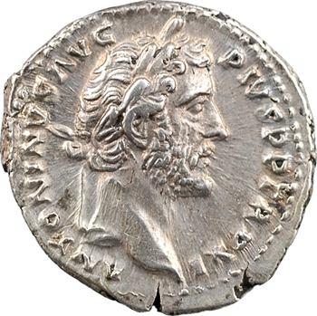Antonin le Pieux, denier, Rome, 147-148
