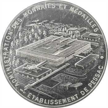 Ve République, module de 50 francs, ouverture de Pessac, s.d. (1973) Pessac