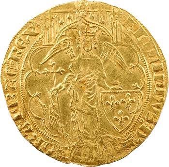 Philippe VI, ange d'or 2e émission