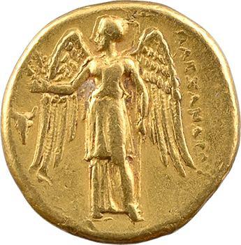 Macédoine, Alexandre III le Grand, statère, Sardes, 334-323 av. J.-C.